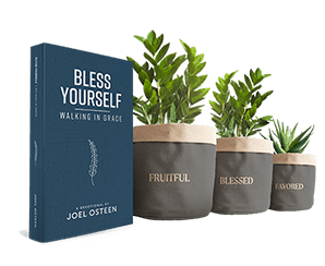 The Highly Favored Collection + Indoor Planters and Bless Yourself Devotional