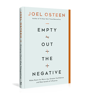 Empty Out The Negative Book