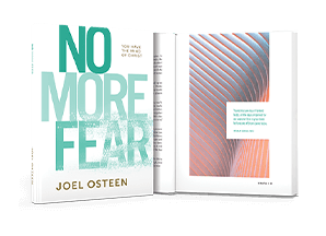 No More Fear Book