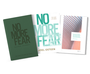 No More Fear Book and Guided Journal