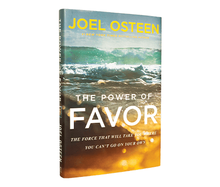 The Power Of Favor!